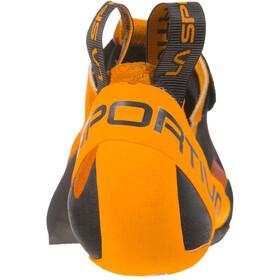 La Sportiva Python Chaussons d'escalade Homme, orange